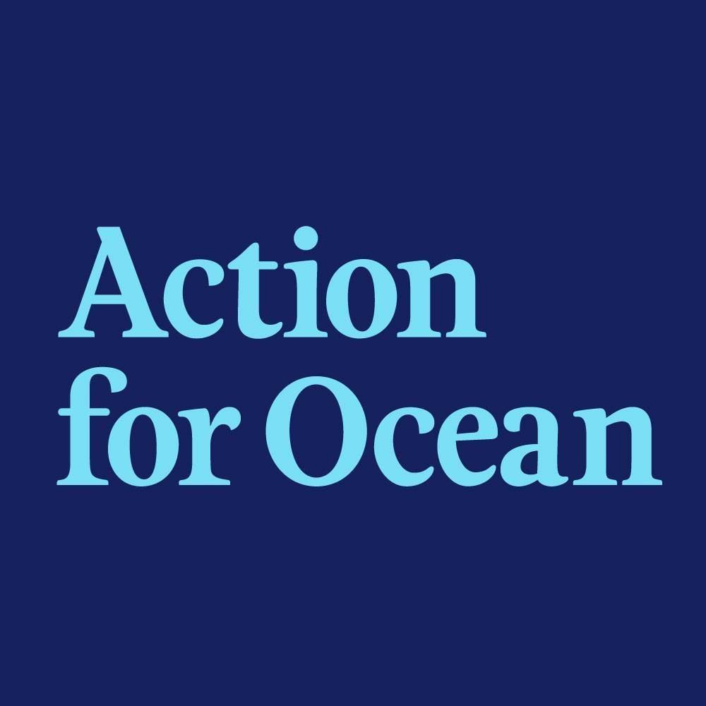 Action for Ocean logo Passion for ocean